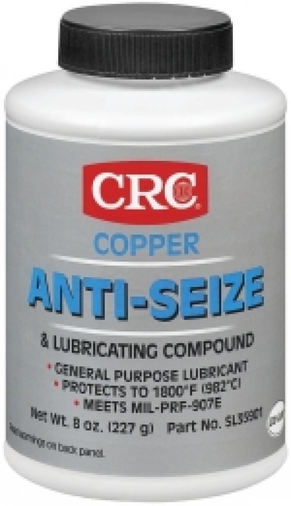 Copper Anti-Seize 8 Wt Oz : SL35901   Lowe Electric