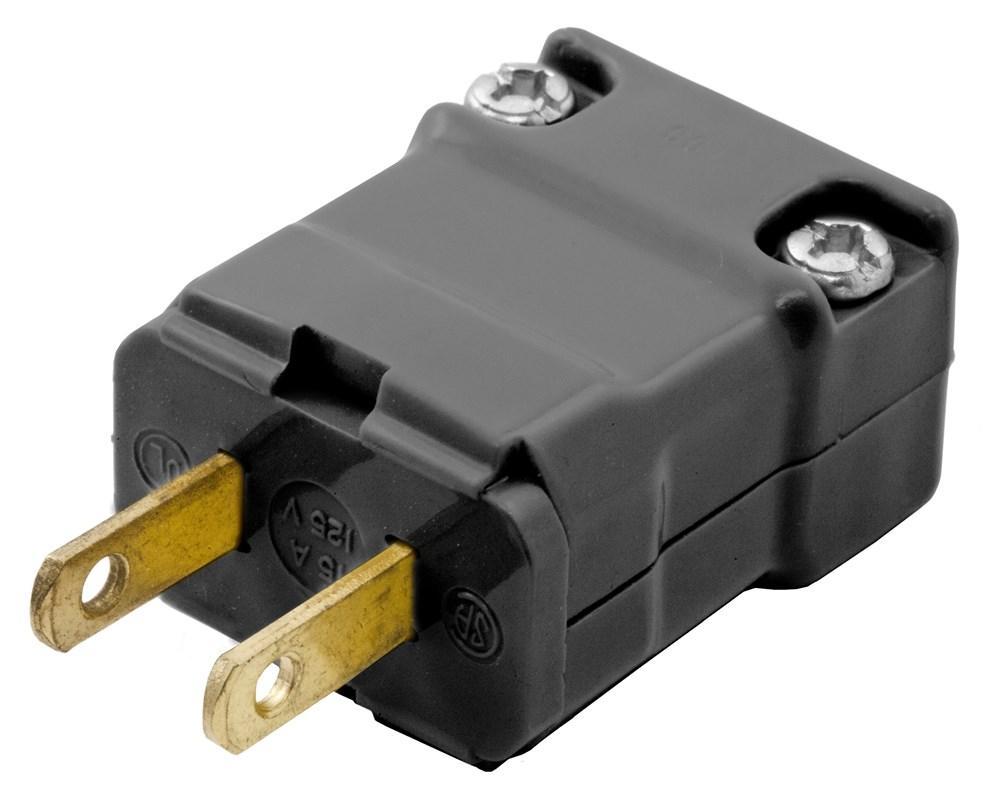 Diagram Polarized 2 Wire Plug Hbl5867vblk