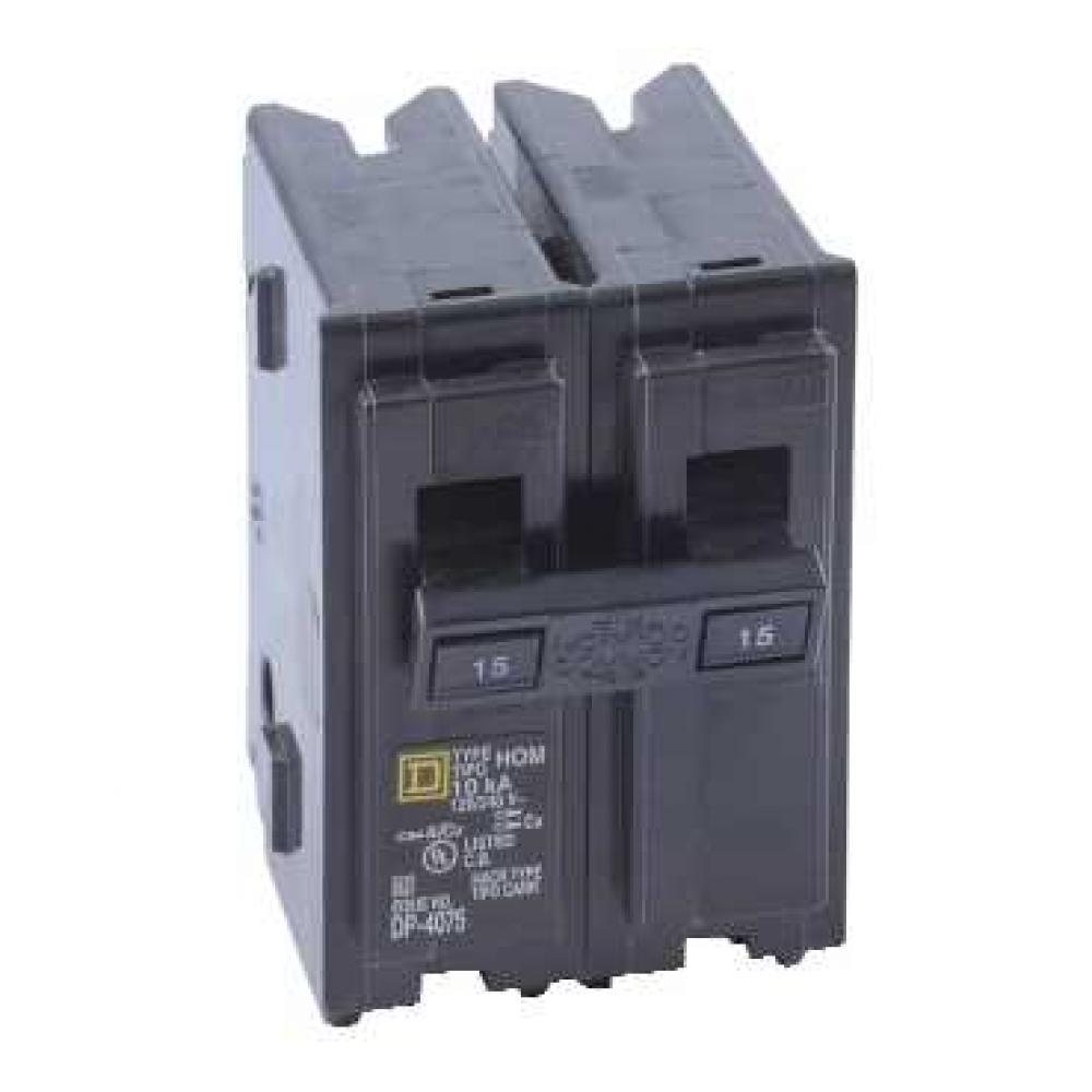 Miniature Circuit Breaker 120 240v 15a Hom215 Lowe Electric Breakers Images Photos
